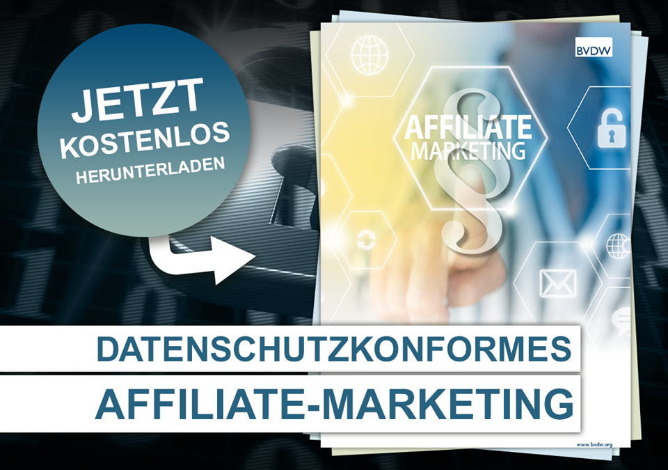 Datenschutzkonformes Affiliate Marketing